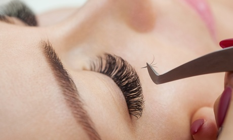 Up to 39% Off on Eyelash Extensions at Beauty By Shar