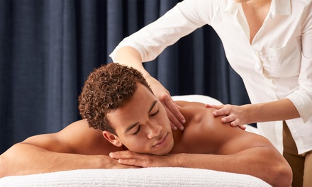 60- or 90-Minute Aromatherapy Massage at Transformation Massage (Up to 56% Off)