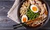 Asiatische Ramen / Reisgericht