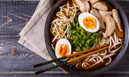 Two or Four Ramen or Don Buri Bowls at Yokohama Ramen (Up to 31% Off)