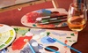 Up to 70% Off Class or Party Package at Lord and Andra Gallery