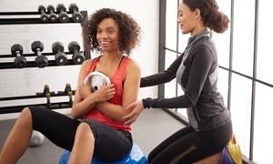 1-Month Gym & Class Access + PT