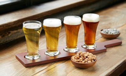 Brewery Tour with Tasting and Ploughman's Lunch for Two or Four at Beer Monkey Brew Co (50% Off)