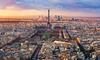 1 visite de la ville de Paris