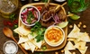 20% Off Food and Drinks at Shawarmania Mediterranean Grill