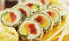 Up to 60% Off Sushi-Making Classes at Zen Maru
