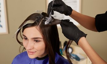 Up to 54% Off Hairstyling Services at Hair And Style Studio