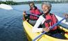 Up to 53% Off Kayak Rental or Tour at Bike and Kayak Tours
