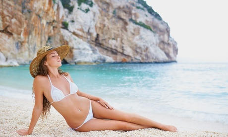 One or Two Brazilian Waxing Sessions at Pure Vanity Makeup & Beauty Bar (Up to 61% Off)