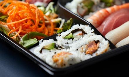 Sushi box asporto, viale Somalia