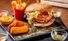 Servizio d'asporto: hamburger