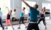 Up to 73% Off Pound Fitness Classes at The Dance Academy