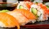 Onbeperkt sushi en meer (2 p.)