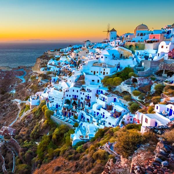 Greek Vacation with Air   Groupon Getaways