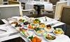 Diner: 7 mezzes afhalen in R'dam