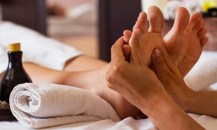 30-Minute Foot Reflexology Package for One or Two at Chi Foot Spa (Up to 40% Off)