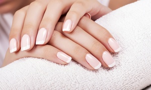 Faux ongles french à emporter Marseille