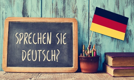 Curso online de alemán por 19 € en EducaCursos