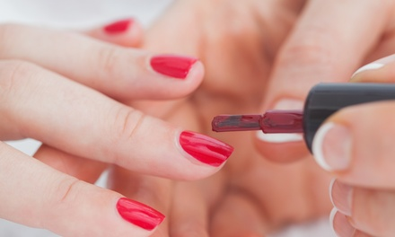 One Gel Manicure or Two Gel Manicures with One Complimentary Soak Off at Perfectly Polished (Up to 62% Off)