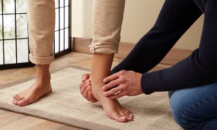 3 riflessologie plantari con massaggio corpo o cranio sacrale al salone Il Pensiero Alternativo (sconto fino a 93%)