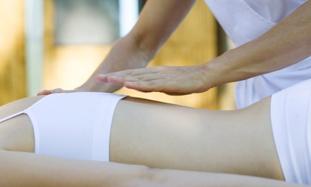One Reiki Session or 60-Minute Swedish or Deep-Tissue Massage at Om Nirvana Therapeutic Massage (Up to 50% Off)