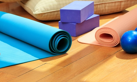 $59 for Unlimited 60-Minute Hot Yoga and Pilates for One Month at 103 Hot Pilates and Yoga ($129 Value)