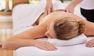 Wybrany masaż: 1 lub 3 zabiegi