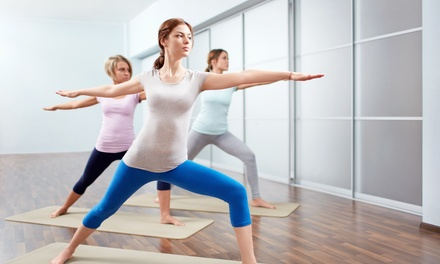 Abbonamento Power Yoga o Pilates