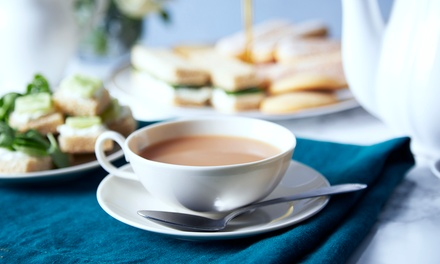 Afternoon Tea for Two or Four at Black Bull Inn