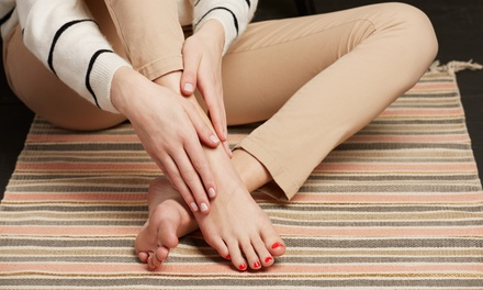Shellac Manicure $19, Pedicure $35 or Both $54 at Vonvy Up to $74 Value