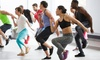 Up to 55% Off Zumba Classes at Fine Yoga