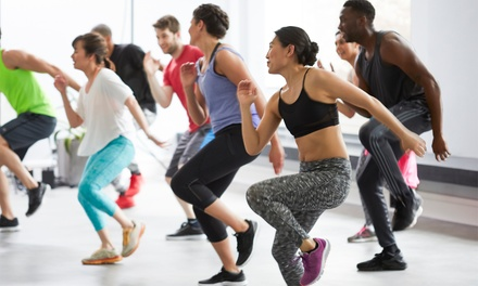 Unlimited Membership with Group or Small-Group Fitness Classes for One Month at Thrive Gym (Up to 45% Off)