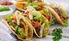 Mexicaans menu Leeuwarden afhalen