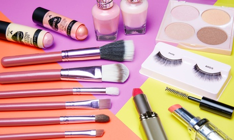 $19 for $38 Worth of Makeup / Cosmetics