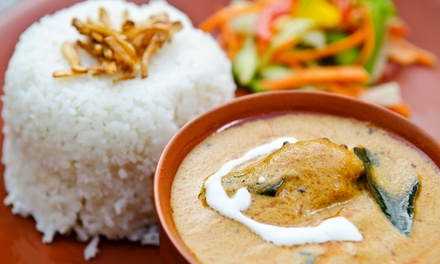 Food and Drink at Baingan Indian Cuisine of Shelton (Up to 57% Off)