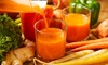 Up to 45% Off Juice Cleanse at The Stand Vegan Cafe