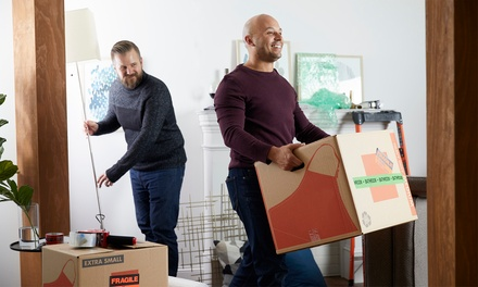 Two, or Four Hours of Moving or Delivery Services from Rest & Relaxation Moving/Delivery (Up to 53% Off)