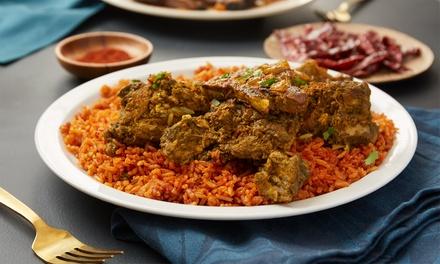 Cours de cuisine africaine et dégustation de 3h pour 2