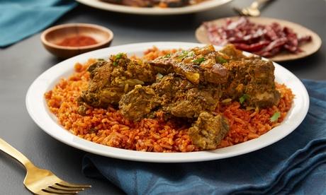 Cours de cuisine africaine et dégustation de 3h pour 2 personnes à 89 € chez Cooking City