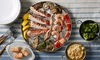 Freitags: Großes Fisch-Buffet