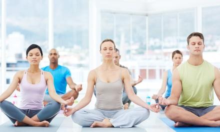Une séance découverte de méditation d'1 heure à 9,90 € chez Pause Espace Temps