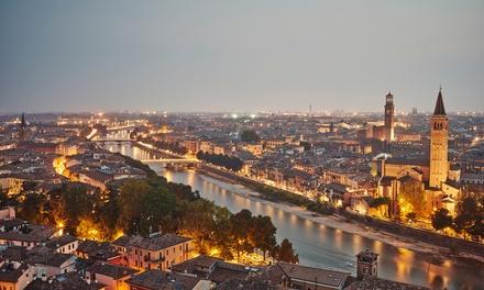 Verona 4*: camera Standard con colazione, welcome drink e Spa