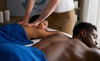 51% Off Couples Massage at Refresh Therapeutic Massage