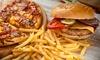 Menu pizzburger, Piazza Fiume