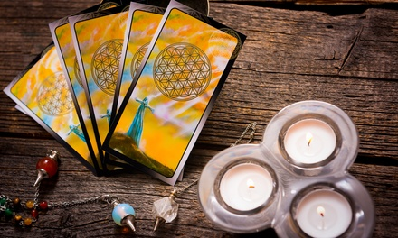 One or Two 60-Minute Tarot Card Reading Sessions at Zen Life Tarot (Up to 66% Off)