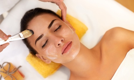 One Oxygen Facial, Microdermabrasion, and Ayurveda Treatment at Aventura Aesthetics (Up to 60% Off).