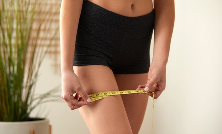 Ultrasonic Liposuction: 1 $89, 2 $169 or 4 Sessions $329 at AlphaShape Face and Body Studio Up to $720 Value