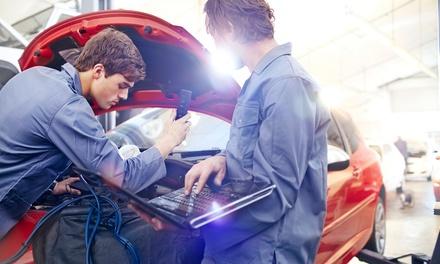 Check up e tagliando auto