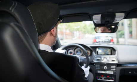 One-Way Transportation Services for Up to Seven from NYC Best Limo (Up to 56% Off). Three Options Available.