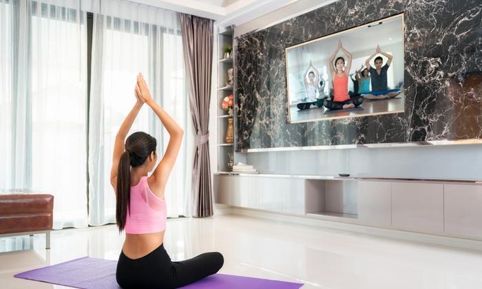 Bikram Hot Yoga Studio From 19 Los Angeles Groupon